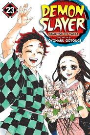 Demon Slayer: Kimetsu No Yaiba, Vol. 23, 23 DEMON SLAYER KIMETSU NO YA V23 (Demon Slayer: Kimetsu No Yaiba) [ Koyoharu Gotouge ]
