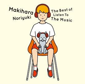 The Best of Listen To The Music (初回限定盤 CD+DVD) [ 槇原敬之 ]