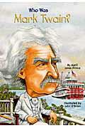 洋書>Who was Mark Twain?