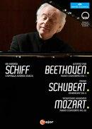 【輸入盤】ベートーヴェン:ピアノ協奏曲第1番、シューベルト:交響曲第5番、モーツァルト:ピアノ協奏曲第22番 アン…