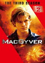 マクガイバー シーズン3 DVD-BOX PART2【5枚組】 [ ルーカス・ティル ]