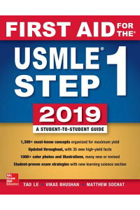 FirstAidfortheUSMLEStep12019,Twenty-NinthEdition1STAIDFORTHEUSMLESTEP12[TaoLe]