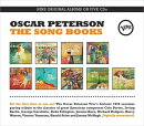 【輸入盤】Oscar Peterson The Song Books (5CD)