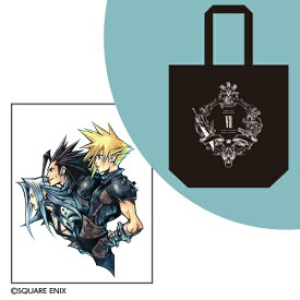 FINAL FANTASY VII series SPECIAL BOOK トートバッグ付き (SE-MOOK)