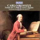 【輸入盤】ベゾッツィ:2つのオーボエ、2つのホルン、ファゴットのためのソナタ集/アンサンブル・バロッコ・サンス…