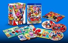 スーパー戦隊シリーズ 機界戦隊ゼンカイジャー Blu-ray COLLECTION 1【Blu-ray】 [ 駒木根葵汰 ]