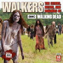 2019 Walkers the Eaters, Biters, and Roamers of AMC the Walking Dead 16-Month Wall Calendar: By Sell