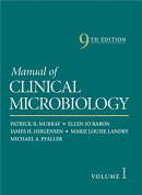 Manual of Clinical Microbiology - 2 Vol Set