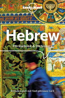 Lonely Planet Hebrew Phrasebook & Dictionary