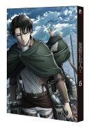 TVアニメ「進撃の巨人」 Season3 6(初回限定版)【Blu-ray】