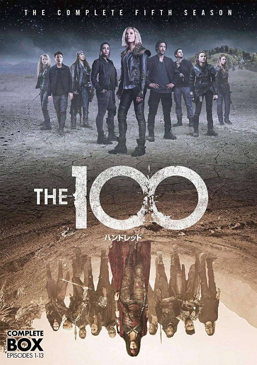THE 100/ハンドレッド <フィフス・シーズン> コンプリート・ボックス [ イライザ・テイラー ]