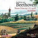 【輸入盤】ピアノ三重奏曲第7番『大公』、第3番 ホルショフスキ、ヴェーグ、カザルス