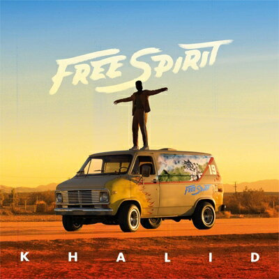 【輸入盤】Free Spirit [ Khalid ]