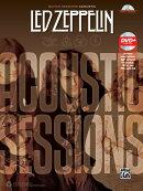 【輸入楽譜】レッド・ツェッペリン: レッド・ツェッペリン: アコースティック・セッション/TAB譜(DVD付)