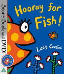 HOORAY FOR FISH](P W/DVD)