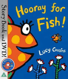 HOORAY FOR FISH](P W/DVD) [ LUCY COUSINS ]