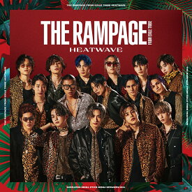 HEATWAVE (CD+DVD) [ THE RAMPAGE from EXILE TRIBE ]