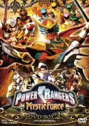 POWER RANGERS MYSTIC FORCE DVD-BOX 2