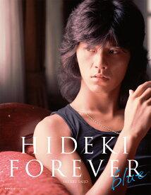 HIDEKI FOREVER blue [ 西城 秀樹 ]