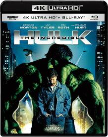 インクレディブル・ハルク 4K ULTRA HD & ブルーレイセット【4K ULTRA HD】 [ エドワード・ノートン ]
