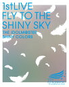 1位:THE IDOLM@STER SHINY COLORS 1stLIVE FLY TO THE SHINY SKY【Blu-ray】 [ シャイニーカラーズ ]