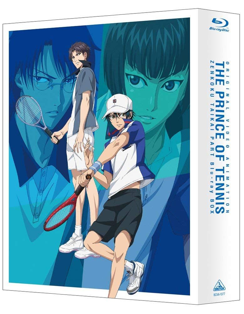 テニスの王子様 OVA 全国大会篇 Blu-ray BOX【Blu-ray】 [ 皆川純子 ]