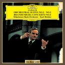 バッハ:管弦楽組曲第2番・第3番 ブランデンブルク協奏曲第5番