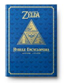 THE LEGEND OF ZELDA HYRULE ENCYCLOPEDIA(2)