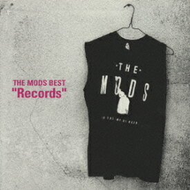 """THE MODS BEST """"Records"""" [ THE MODS ]"""
