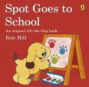 SPOT GOES TO SCHOOL(P)