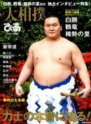 大相撲ぴあ(平成30年度版)