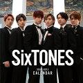 【予約】SixTONESカレンダー(2020.4-2021.3)