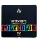 色鉛筆 ポリカラー 7500 24色 K750024C
