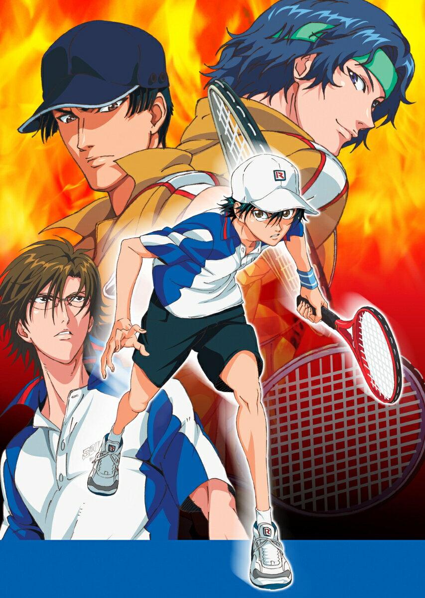 テニスの王子様 OVA 全国大会篇 Final Blu-ray BOX【Blu-ray】 [ 皆川純子 ]