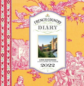 French Country Diary 2022 Engagement Calendar FRENCH COUNTRY DIARY 2022 ENGA [ Linda Dannenberg ]