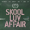 【輸入盤】2nd Mini Album - Skool Luv Affair [ BTS (防弾少年団) ]