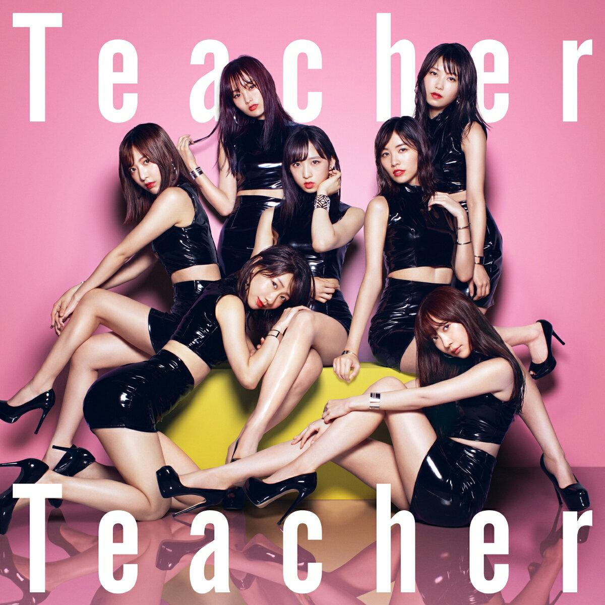 Teacher Teacher (初回限定盤 CD+DVD Type-A) [ AKB48 ]