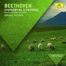 【輸入盤】 交響曲第6番『田園』、第8番 プレトニョフ&ロシア・ナショナル管弦楽団
