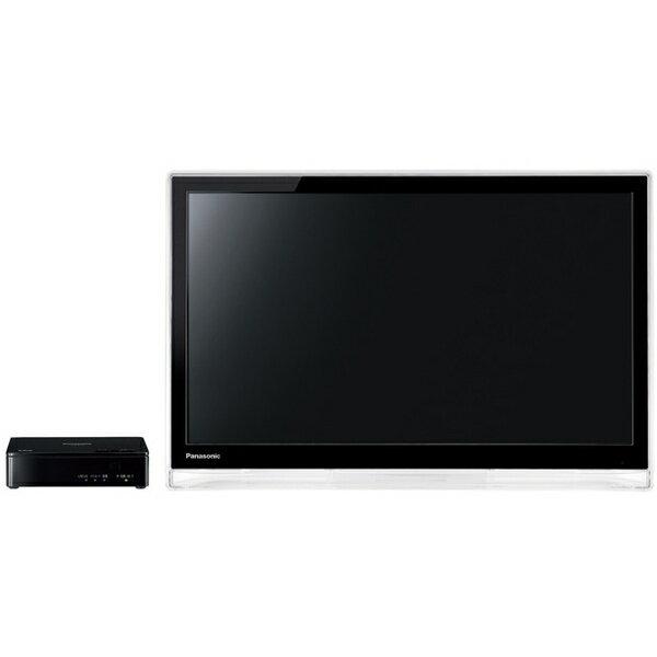 Panasonic ポータブル デジタルテレビ(ブラック) UN-19F7-K