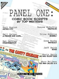 Panel_One:_Comic_Book_Scripts