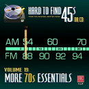 【輸入盤】Hard To Find 45s On Cd 19 - More 70's