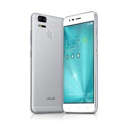 Zenfone Zoom S ZE553KL スマートフォン シルバー