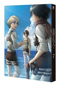 TVアニメ「進撃の巨人」 Season3 7(初回限定版)【Blu-ray】 [ 梶裕貴 ]