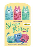 SLEEPY KITTENS(BB W/3 FINGER PUPPETS)