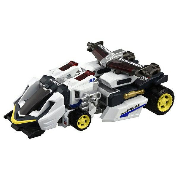 トミカ ドライブヘッド シンクロ合体シリーズ サポートビークル ブリッツフォーミュラ