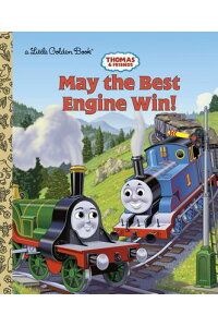 楽天ブックス thomas and friends may the best engine win thomas