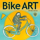 Bike Art 2019 Mini Calendar