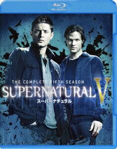 SUPERNATURAL 5 スーパーナチュラル <フィフス・シーズン> コンプリート・セット【Blu-ray】 [ ジャレッド・パダレッキ ]