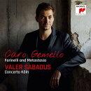 【輸入盤】ファリネッリとメタスタージオ〜イタリア・バロック・オペラのヴィルトゥオーゾ・アリア集 ヴァレア・サ…