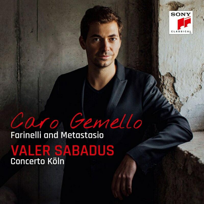 【輸入盤】ファリネッリとメタスタージオ〜イタリア・バロック・オペラのヴィルトゥオーゾ・アリア集 ヴァレア・サバドゥス、コンチェルト・ケルン [ Baroque Classical ]